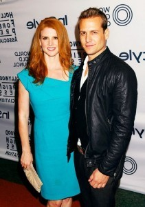 Sarah Rafferty with Harvey new wallpapers