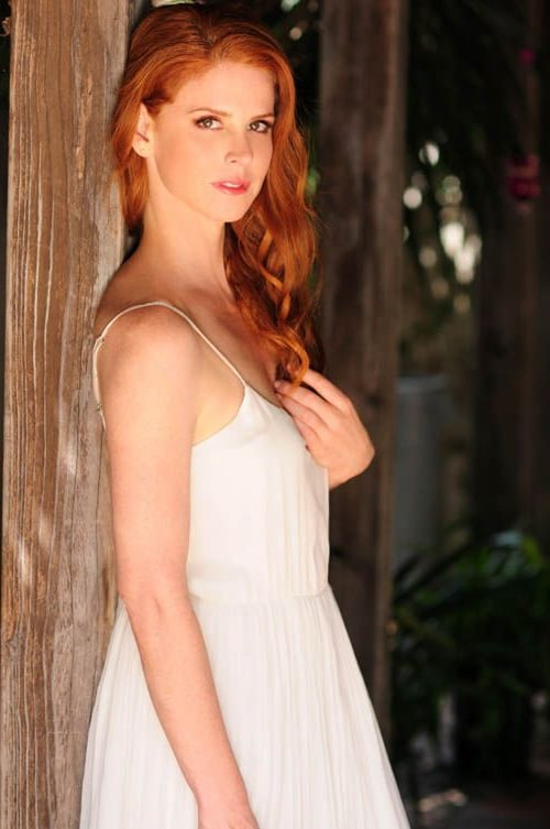 cute Sarah Rafferty for iPhone High Quality wallpapers