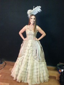 Pics of dress Ivete Sangalo