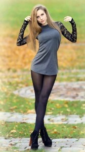 girl black leggings new wallpapers