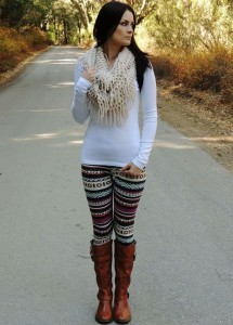 girl leggings outfit full HD image for iPhone