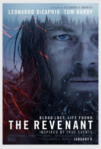 Wallpaper for iPhone The Revenant poster Leo Di Caprio