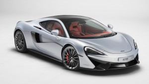2016 McLaren 570GT silver wallpapers