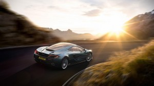 Amazing 2016 McLaren 570GT nature motion picture