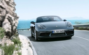 Amazing 2016 Porsche 718 Boxster motion picture