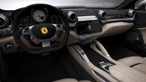 2016 Ferrari GTC 4 Lusso interior wallpaper download