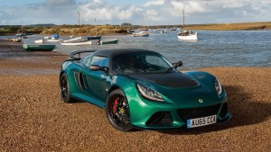 2016 Lotus Exige Sport 350 Green 4k wallpaper download