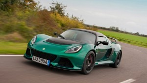 2016 Lotus Exige Sport 350 Green motion computer wallpaper