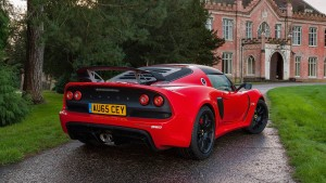 2016 Lotus Exige Sport 350 Red 1920x1080 wallpaper