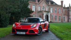 2016 Lotus Exige Sport 350 Red front HD wallpapers