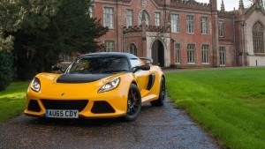 2016 Lotus Exige Sport 350 Yellow walpapers for windows