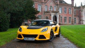 2016 Lotus Exige Sport 350 Yellow High Quality wallpapers