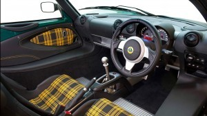 2016 Lotus Exige Sport 350 interior front panel High Resolution wallpaper
