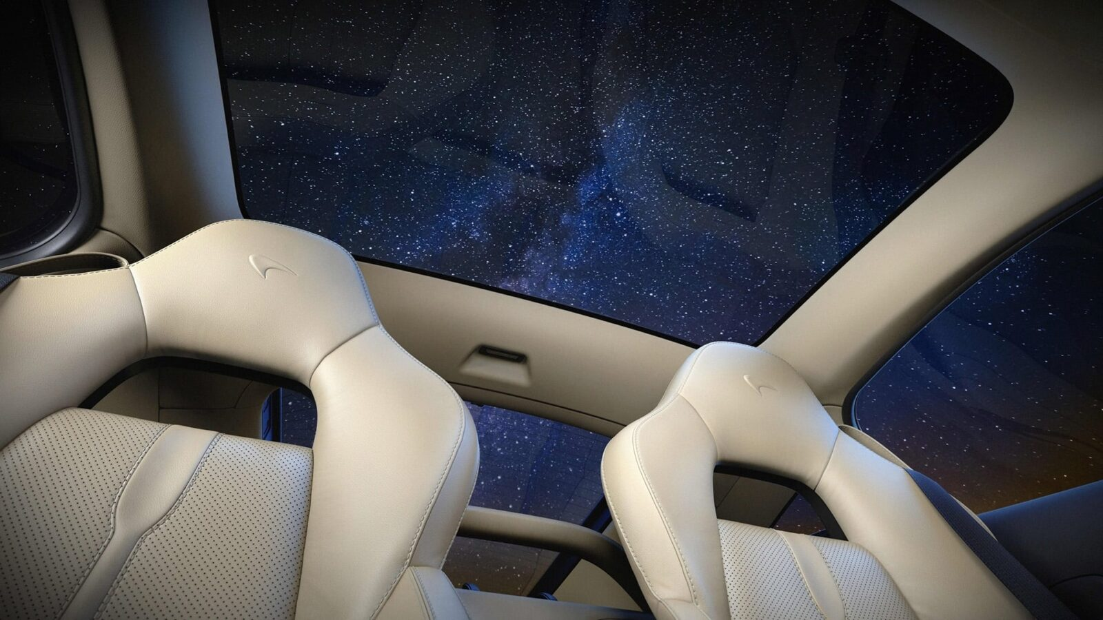 Cool 2016 McLaren 570GT interior sunroof HD pic for PC