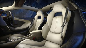 2016 McLaren 570GT interior white leather walpapers for windows