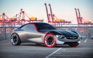 2016 Opel GT wallpapers