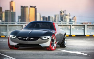 2016 Opel GT HD wallpapers