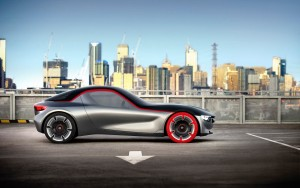 2016 Opel GT city photo