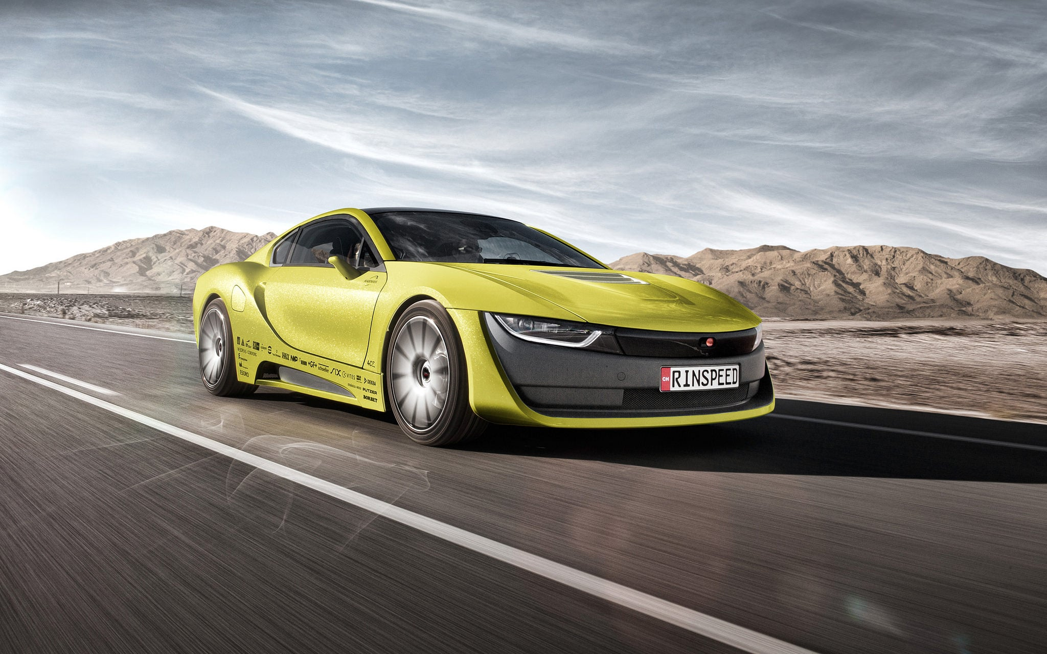 2016 Rinspeed Etos electric car new wallpapers