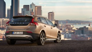 2016 Volvo V40 Cross Country wallpapers