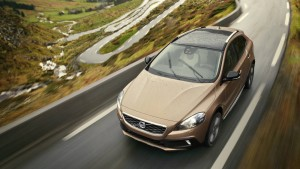 2016 Volvo V40 Cross Country backgrounds
