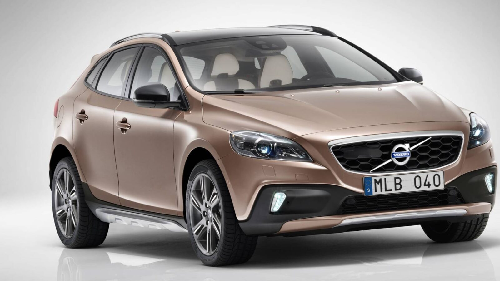 2016 volvo v40 cross country hd wallpapers download. Black Bedroom Furniture Sets. Home Design Ideas