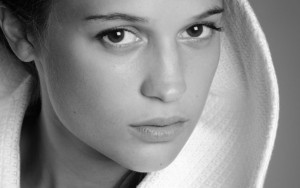 Alicia Vikander without makeup free download