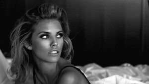 HD Annalynne McCord bw images