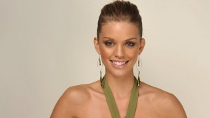 Annalynne McCord earrings Desktop HD