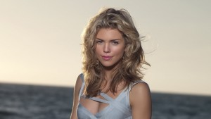 Annalynne McCord sunset