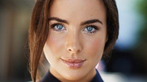 Ashleigh Brewer eyes photo