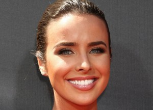 Ashleigh Brewer smile HD wallpapers