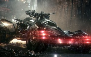 Batmobile Arkham Knight pictures