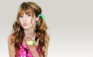 Awesome Bella Thorne young pictures