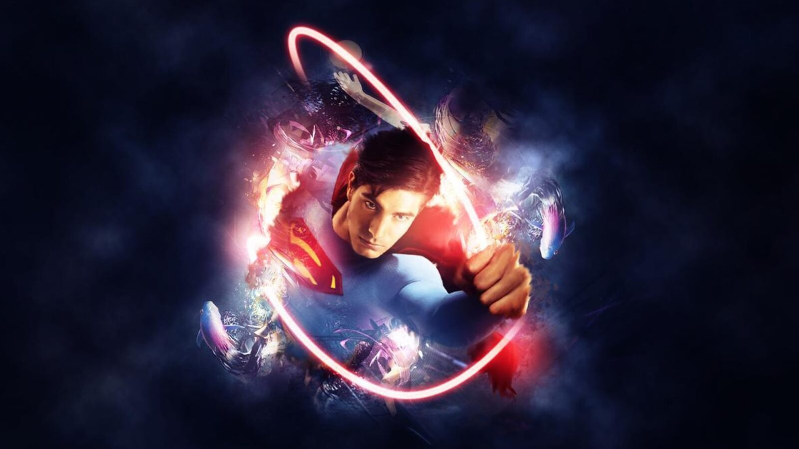 Brandon Routh art 1920x1080 wallpaper
