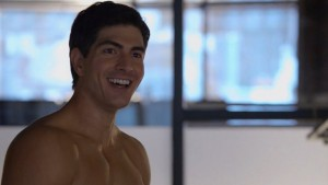 Brandon Routh smile HD pic for PC