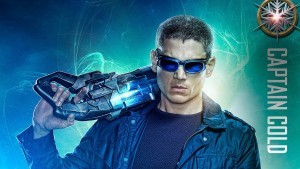 DC's Legends Of Tomorrow Captain Cold backgrounds