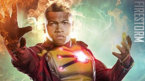 DC's Legends Of Tomorrow Firestorm photo