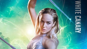 DC's Legends Of Tomorrow White Canary Caity Lotz pictures