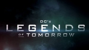 Image of DC's Legends Of Tomorrow logo for iPhone