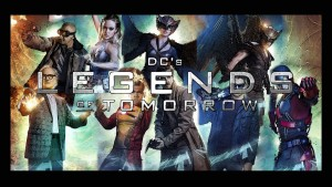 DC's Legends Of Tomorrow team HD pic for PC