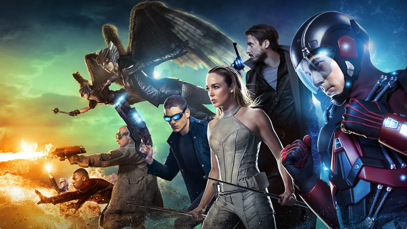 DC's Legends Of Tomorrow High Quality wallpapers