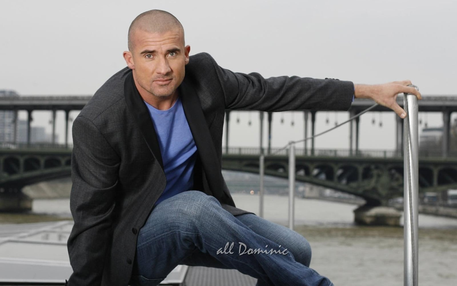 20+ Dominic Purcell wa...