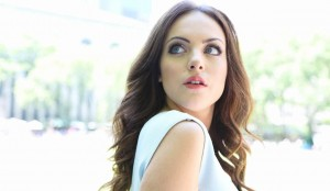 Elizabeth Gillies full HD image