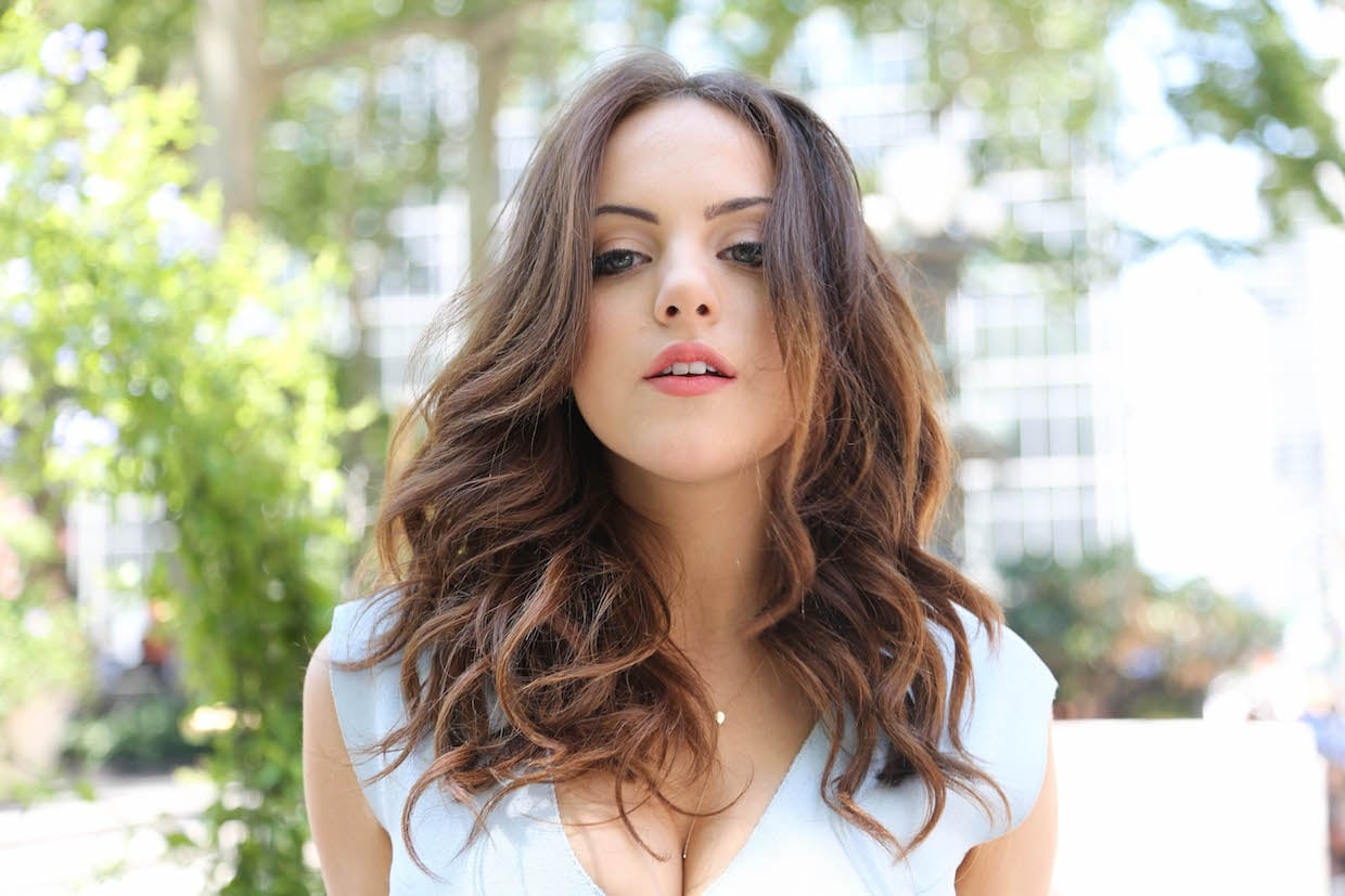 Cool Elizabeth Gillies HD pic for PC