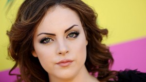 HD Elizabeth Gillies eyes makeup face images