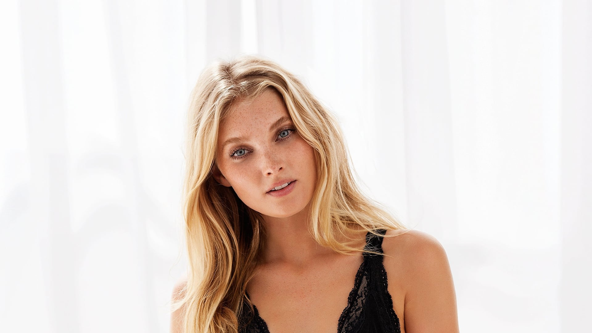 Elsa Hosk 4k wallpaper download