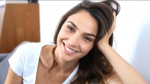 Pics of Gal Gadot smiling