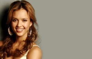 Best Jessica Alba earrings wallpapers backgrounds
