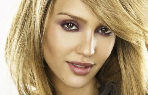 Jessica Alba makeup themes for PC